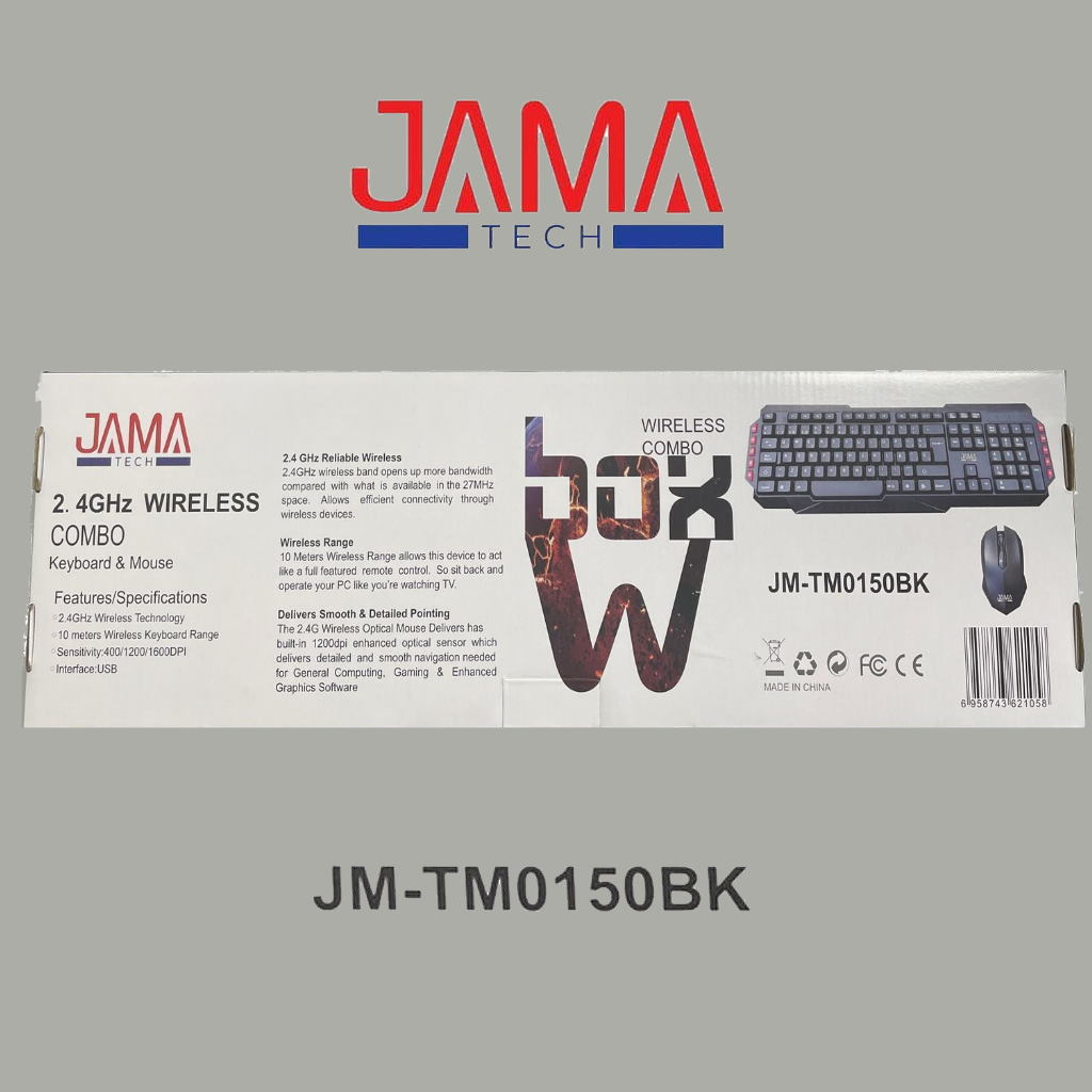 JM TM0150BK 2